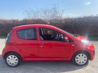USED 2013 13 CITROEN C1 1.0 VTR 5d COMPREHENSIVE SERVICE HISTORY, 12 MONTHS MOT, AIR CONDITIONING
