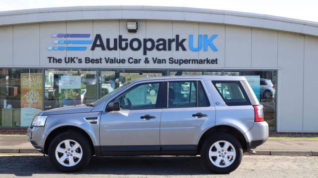 USED 2012 12 LAND ROVER FREELANDER 2.2 TD4 GS 5d 150 BHP LOW DEPOSIT OR NO DEPOSIT FINANCE AVAILABLE . COMES USABILITY INSPECTED WITH 30 DAYS USABILITY WARRANTY + LOW COST 12 MONTHS ESSENTIALS WARRANTY AVAILABLE FOR ONLY £199 .  WE'RE ALWAYS DRIVING DOWN PRICES .