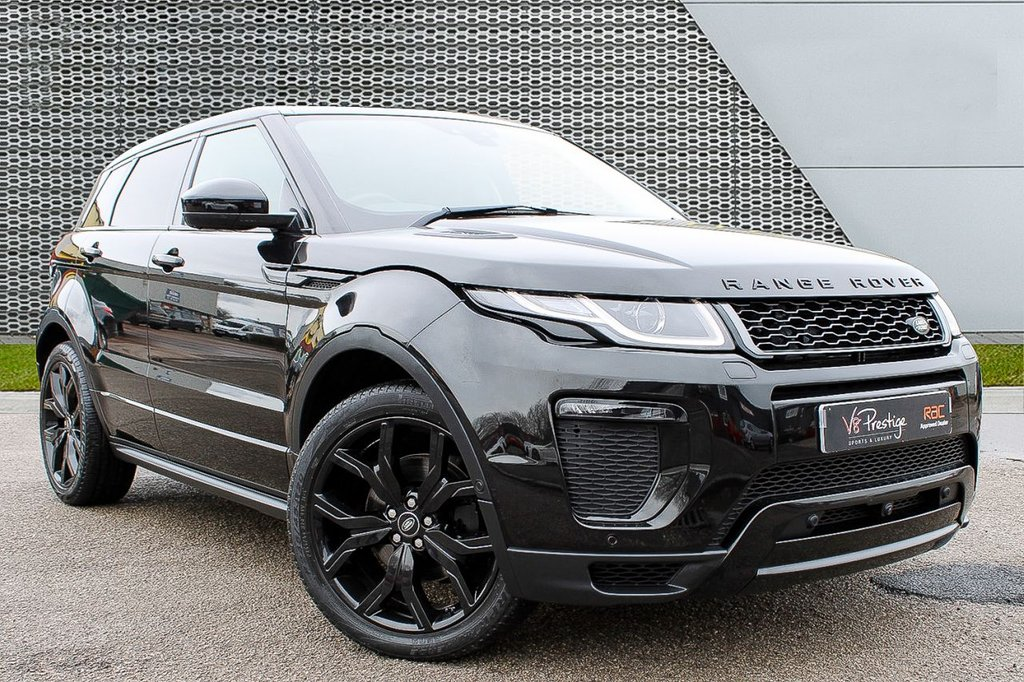 USED 2016 65 LAND ROVER RANGE ROVER EVOQUE 2.0 TD4 HSE DYNAMIC LUX 5d 177 BHP **LUX/STEALTH PACK/PAN ROOF**