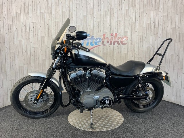 HARLEY-DAVIDSON SPORTSTER at Rite Bike