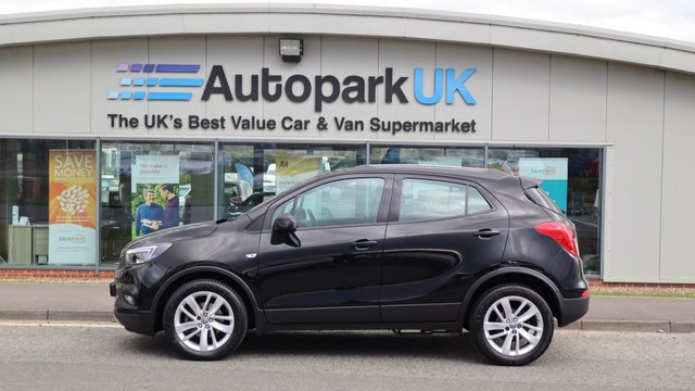 USED 2017 66 VAUXHALL MOKKA X 1.6 DESIGN NAV CDTI S/S 5d 134 BHP LOW DEPOSIT OR NO DEPOSIT FINANCE AVAILABLE . COMES USABILITY INSPECTED WITH 30 DAYS USABILITY WARRANTY + LOW COST 12 MONTHS ESSENTIALS WARRANTY AVAILABLE FROM ONLY £199 (VANS AND 4X4 £299) DETAILS ON REQUEST. ALWAYS DRIVING DOWN PRICES . BUY WITH CONFIDENCE . OVER 1000 GENUINE GREAT REVIEWS OVER ALL PLATFORMS FROM GOOD HONEST CUSTOMERS YOU CAN TRUST .