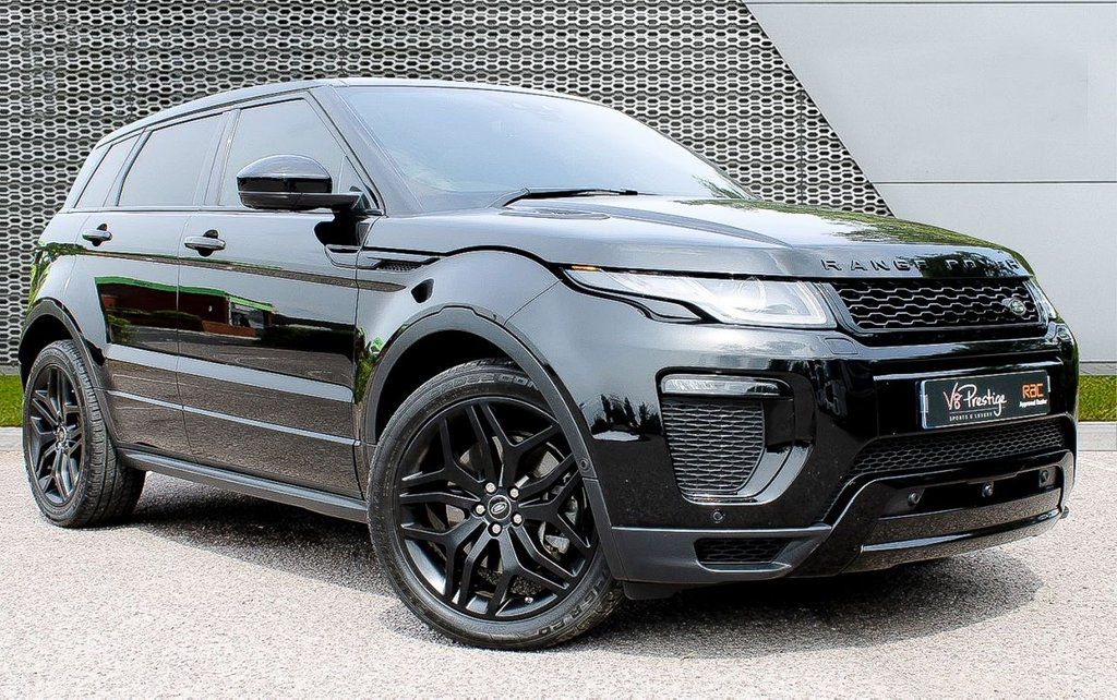 USED 2016 66 LAND ROVER RANGE ROVER EVOQUE 2.0 TD4 HSE DYNAMIC LUX 5d 177 BHP **LUX/STEALTH/PAN ROOF**