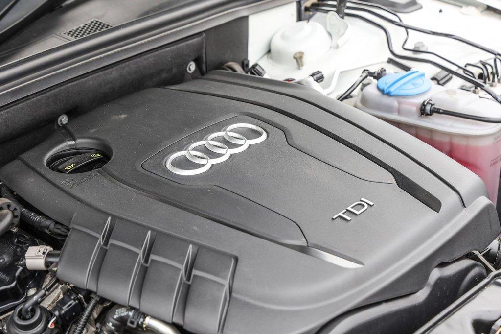 USED 2014 14 AUDI A4 2.0 TDI BLACK EDITION 4d 148 BHP