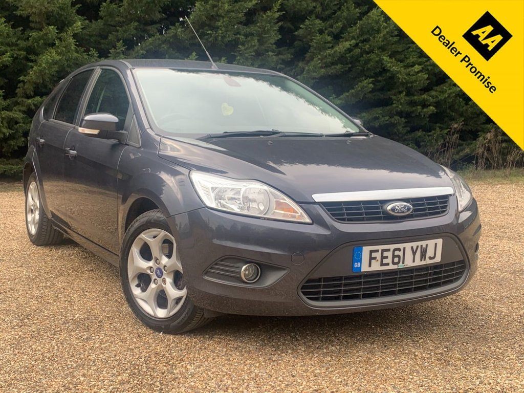 USED 2011 61 FORD FOCUS 1.6 SPORT TDCI 5d 107 BHP