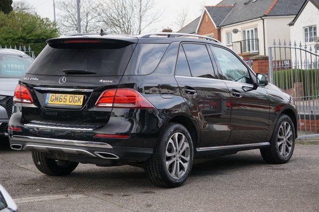 MERCEDES-BENZ GLE-CLASS at Tim Hayward Car Sales