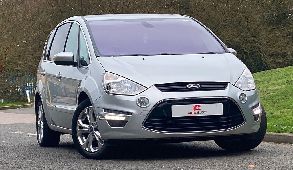 USED 2011 T FORD S-MAX 1.6 TITANIUM 5d 158 BHP PAN ROOF 3 OWNERS HUGE SPEC