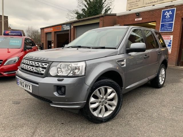USED 2012 04 LAND ROVER FREELANDER 2.2 SD4 HSE 5d 190 BHP