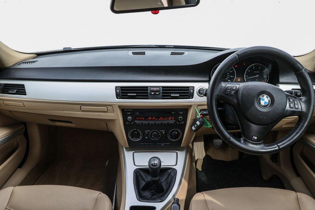 USED 2008 BMW 3 SERIES 318i Edition ES 4dr
