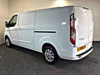USED 2021 21 FORD TRANSIT CUSTOM 2.0 300 LIMITED P/V ECOBLUE 129 BHP