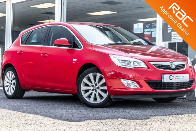 2010 60 VAUXHALL ASTRA 1.6 SE 5d 113 BHP ONLY 9,000 MILES