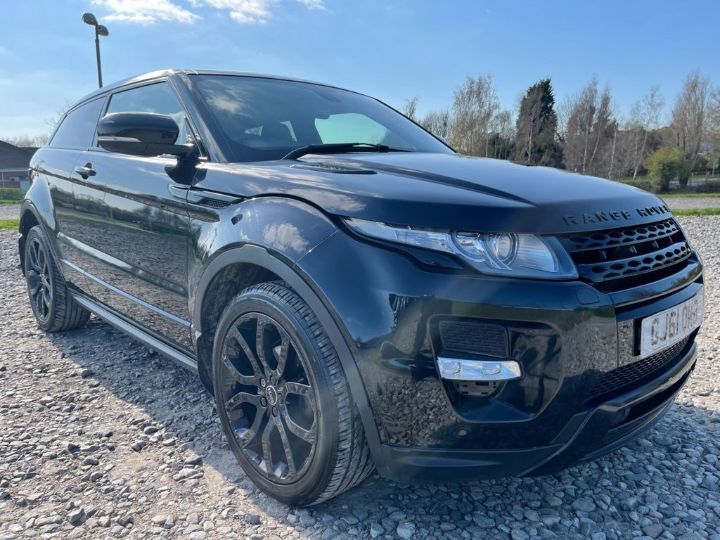 USED 2011 LAND ROVER RANGE ROVER EVOQUE 2.2 SD4 DYNAMIC 3d 190 BHP Free Next  Day Nationwide  Delivery