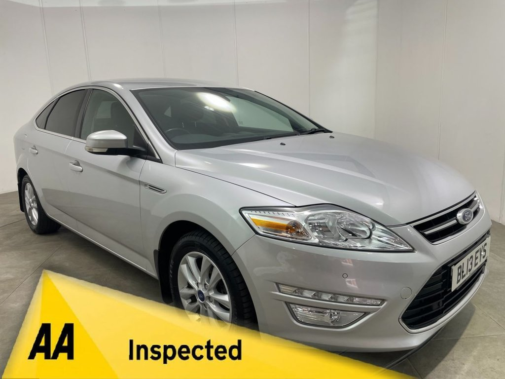 USED 2013 13 FORD MONDEO 1.6 TITANIUM X BUSINESS EDITION TDCI START/STOP 5d 114 BHP