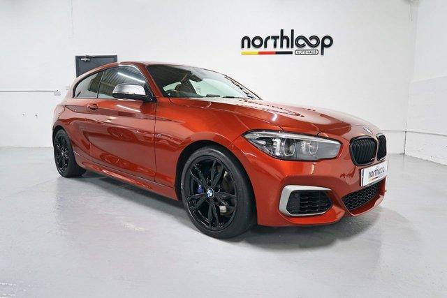 2017 67 BMW 1 SERIES 3.0 M140I SHADOW EDITION 3d 335 BHP
