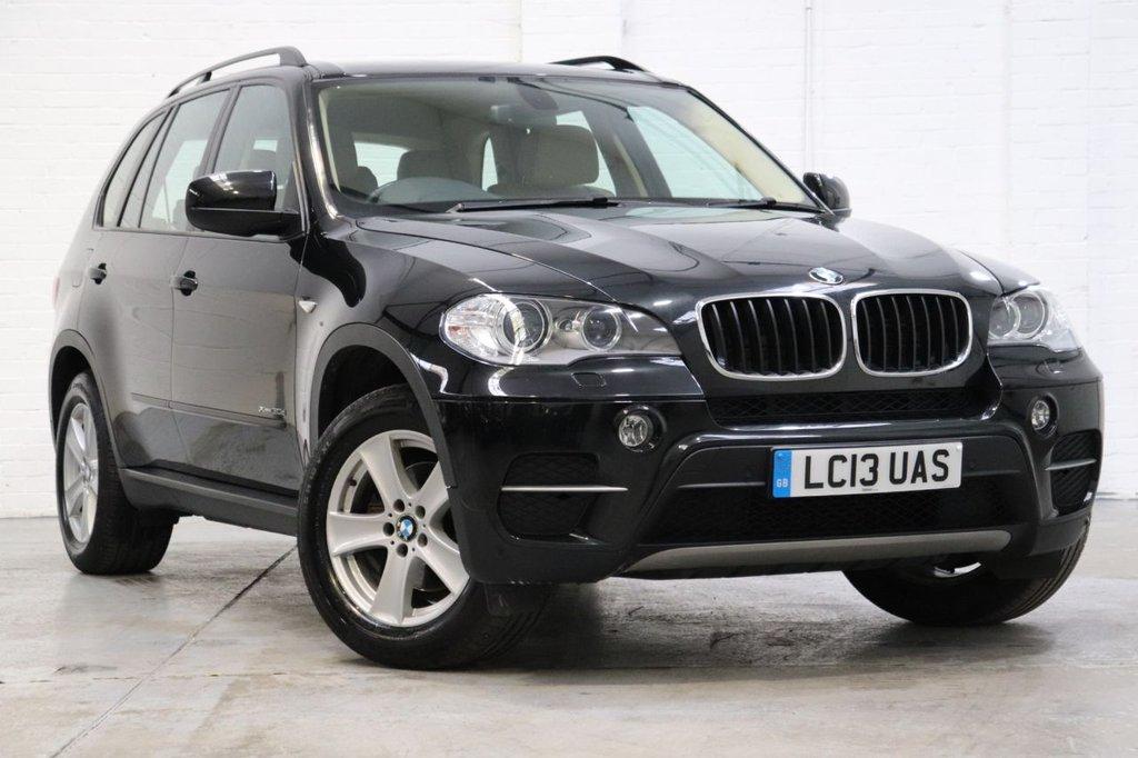 USED 2013 13 BMW X5 3.0 XDRIVE30D SE 5d 241 BHP Satnav + Parking Aid + 7 Seater