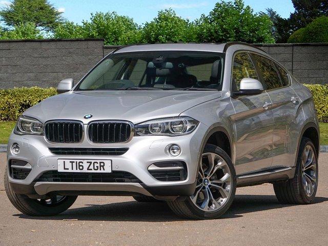 BMW X6 at Tim Hayward Car Sales