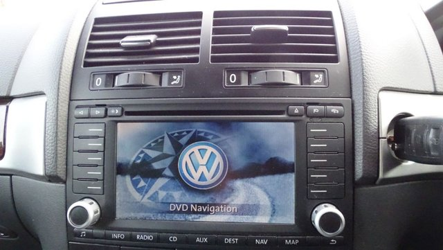 USED 2006 56 VOLKSWAGEN TOUAREG 3.0 V6 TDI ALTITUDE 5d 221 BHP DRIVES PERFECT 1 OWNER