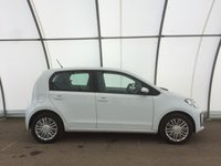 USED 2018 68 VOLKSWAGEN UP 1.0 MOVE UP BLUEMOTION TECHNOLOGY 5d 60 BHP BLUETOOTH | DAB | AIR CON |