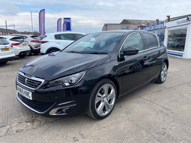 USED 2015 65 PEUGEOT 308 2.0 BLUE HDI S/S GT LINE 5d 150 BHP *** FINANCE & PART EXCHANGE WELCOME *** £ 0 FREE ROAD TAX SAT/NAV REVERSE CAMERA BLUETOOTH PHONE CRUISE CONTROL