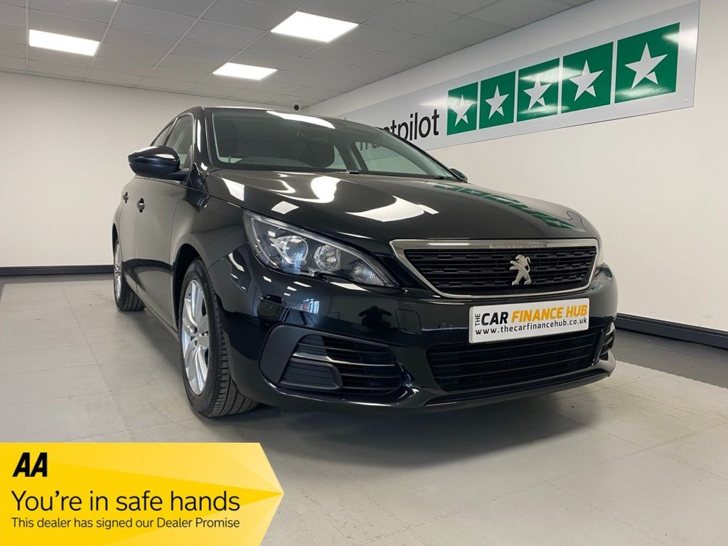 USED 2017 67 PEUGEOT 308 1.6 BLUE HDI S/S ACTIVE 5d 120 BHP