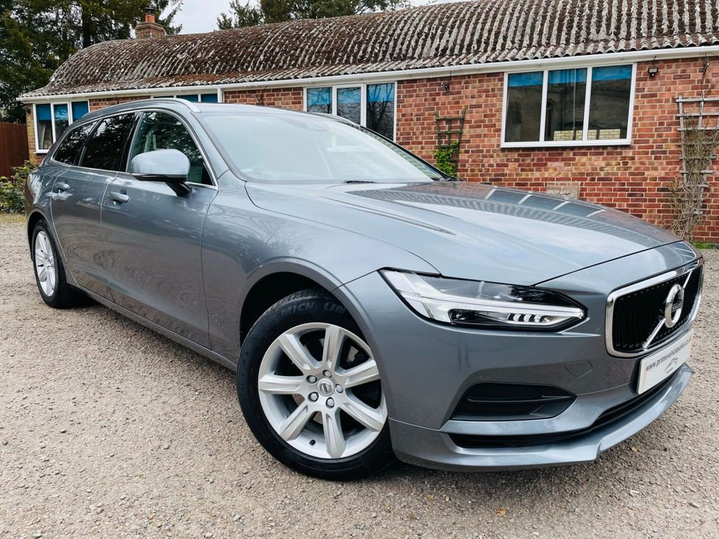 USED 2017 17 VOLVO V90 2.0 D4 Momentum Panoramic Roof Auto S/S