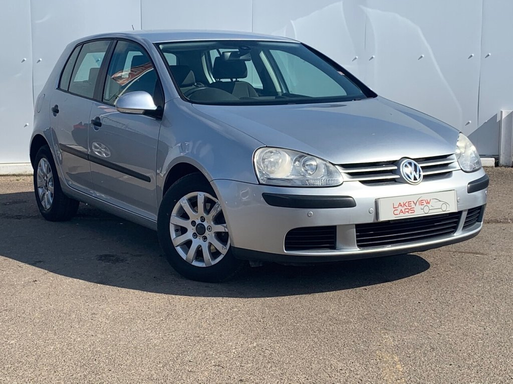 USED 2006 06 VOLKSWAGEN GOLF 1.6 SE 5d 114 BHP