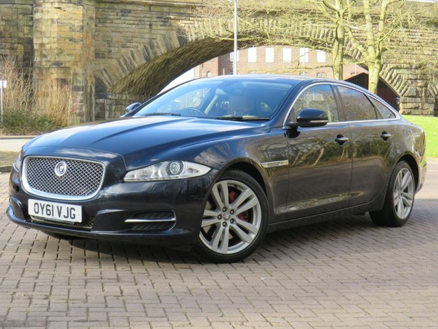 USED 2011 61 JAGUAR XJ 3.0 D V6 PREMIUM LUXURY SWB 4d 275 BHP