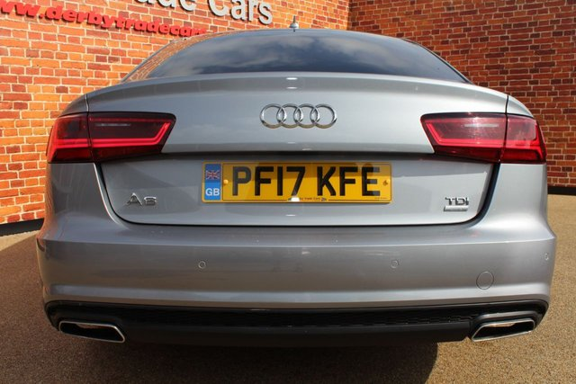 AUDI A6 at Derby Trade Cars