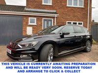 USED 2015 15 VOLKSWAGEN PASSAT 2.0 R LINE TDI BLUEMOTION TECHNOLOGY 5d 5 Seat Family Estate with Massive High Spec