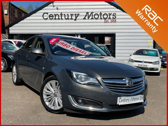 2013 63 VAUXHALL INSIGNIA 2.0 CDTI Design 160 5dr - UPGRADE ALLOYS