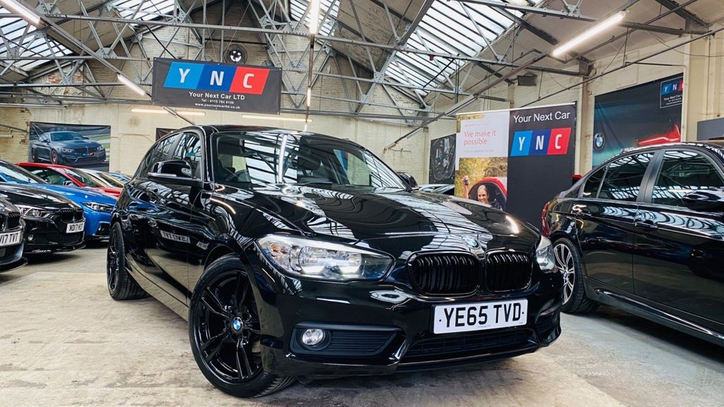 USED 2015 65 BMW 1 SERIES 1.5 116d ED Plus (s/s) 5dr YNCSTYLING+MSPORT18S+PRIVACY