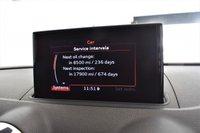 USED 2016 16 AUDI A3 1.8 TFSI QUATTRO S LINE NAV