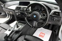 USED 2016 16 BMW 4 SERIES 2.0 420D M SPORT GRAN COUPE 4d 188 BHP SAT/NAV, HEATED/LEATHER, SPORTS KIT, TINTED GLASS, UPGRADED ALLOYS, REVERSE CAMERA..