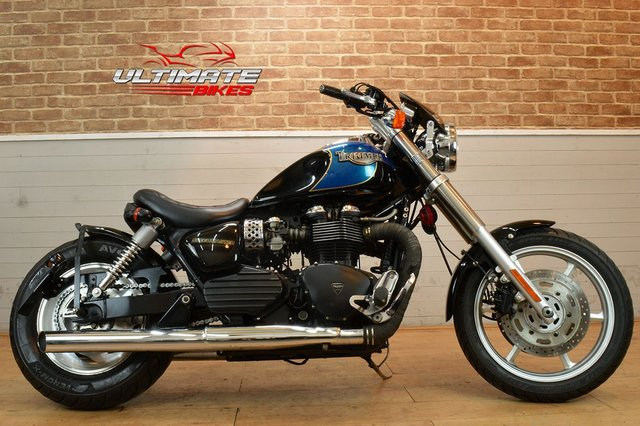 USED 2005 05 TRIUMPH SPEED MASTER 865  - FREE DELIVERY AVAILABLE