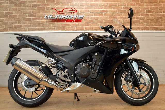 USED 2014 64 HONDA CBR 500 RA-E  - FREE DELIVERY AVAILABLE