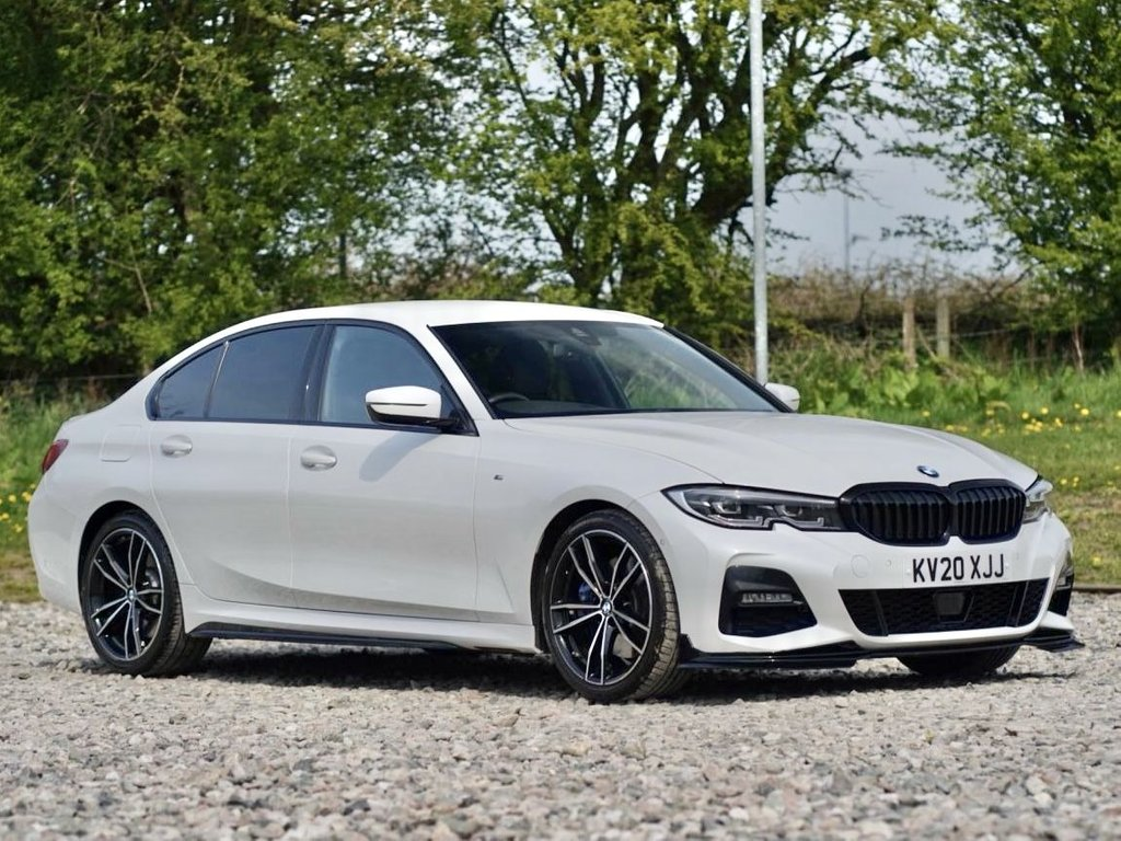 USED 2020 20 BMW 3 SERIES 2.0 320D M SPORT 4d 188 BHP Free Next Day Nationwide Delivery