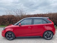 USED 2016 66 MG 3 1.5 3 STYLE LUX VTI-TECH 5d LOW MILEAGE, FULL SERVICE HISTORY, 12 MONTHS MOT, FULL LEATHER INTERIOR, BLUETOOTH, CRUISE CONTROL