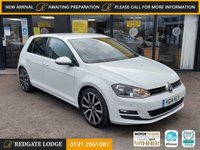 USED 2014 14 VOLKSWAGEN GOLF 2.0 GT TDI BLUEMOTION TECHNOLOGY 5d 148 BHP SAT/NAV, DAB, BLUETOOTH