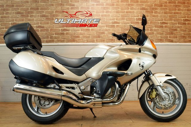 USED 2001 V HONDA NT 650 V DEAUVILLE  - FREE DELIVERY AVAILABLE