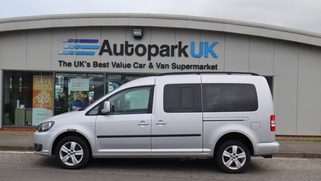 USED 2014 14 VOLKSWAGEN CADDY MAXI 1.6 C20 LIFE TDI 5d 101 BHP LOW DEPOSIT OR NO DEPOSIT FINANCE AVAILABLE . COMES USABILITY INSPECTED WITH 30 DAYS USABILITY WARRANTY + LOW COST 12 MONTHS ESSENTIALS WARRANTY AVAILABLE FROM ONLY £199 (VANS AND 4X4 £299) DETAILS ON REQUEST. ALWAYS DRIVING DOWN PRICES . BUY WITH CONFIDENCE . OVER 1000 GENUINE GREAT REVIEWS OVER ALL PLATFORMS FROM GOOD HONEST CUSTOMERS YOU CAN TRUST .