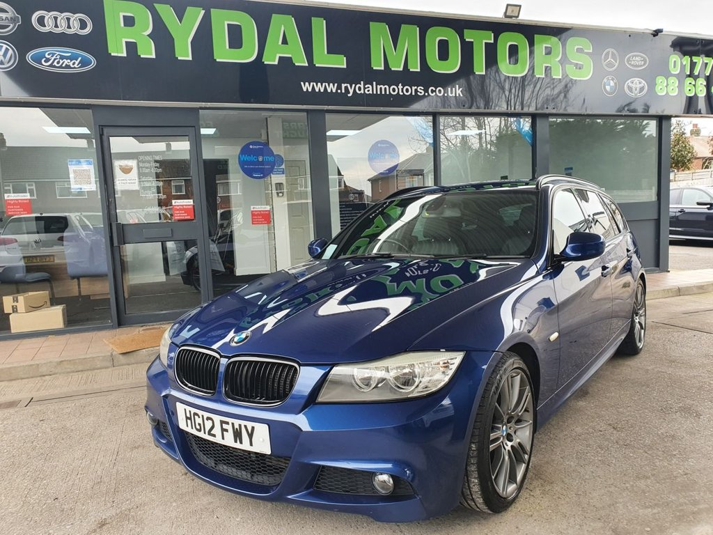 USED 2012 12 BMW 3 SERIES 2.0 320D SPORT PLUS EDITION TOURING 5d 181 BHP