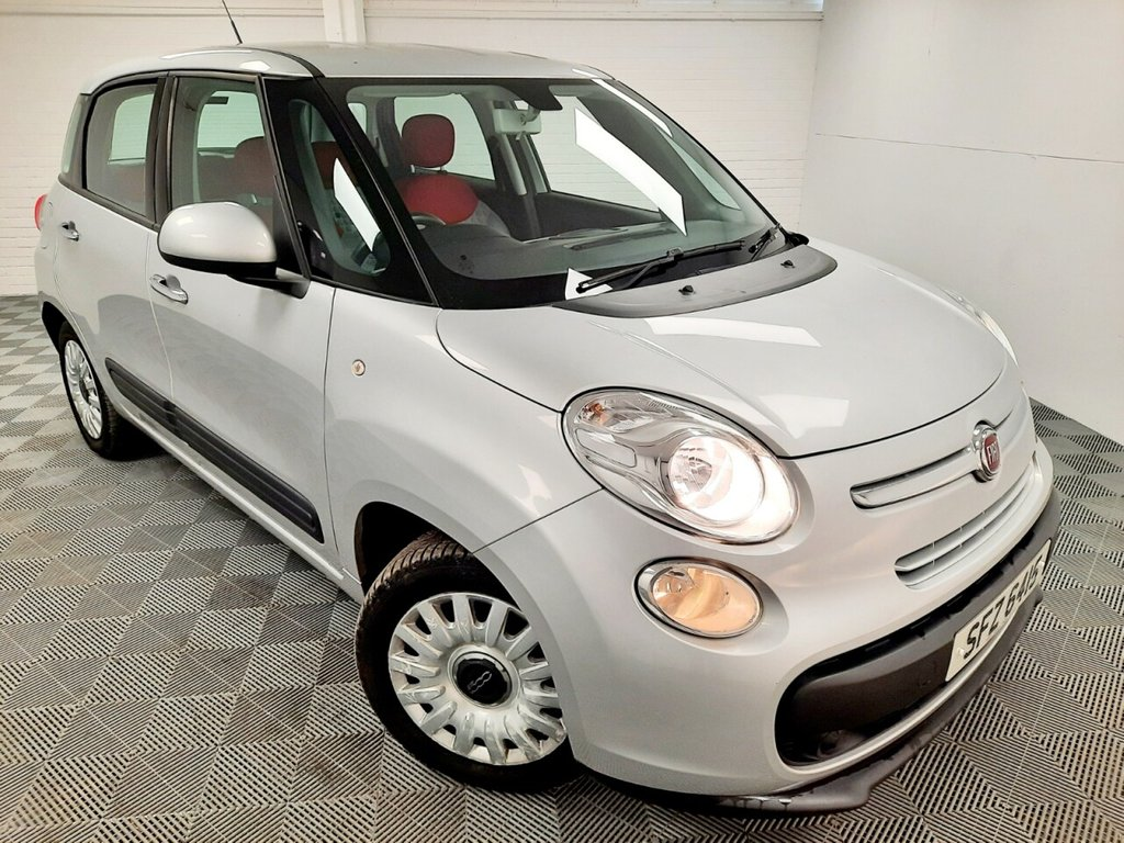 USED 2014 FIAT 500L 1.2 MULTIJET EASY 5d 85 BHP £113 a month, T&C's apply.
