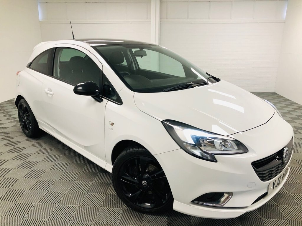 USED 2016 VAUXHALL CORSA 1.4 LIMITED EDITION S/S 3d 99 BHP £165 a month, T&C's apply.