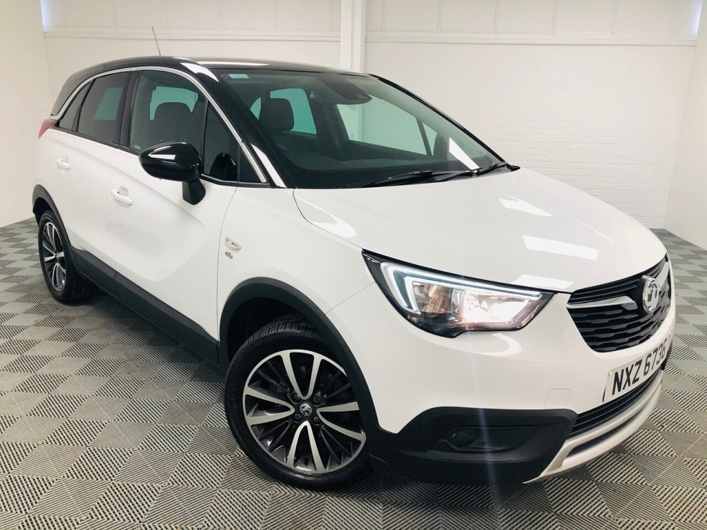 USED 2018 VAUXHALL CROSSLAND X 1.6 ELITE S/S 5d 119 BHP £246 a month, T&C's apply.