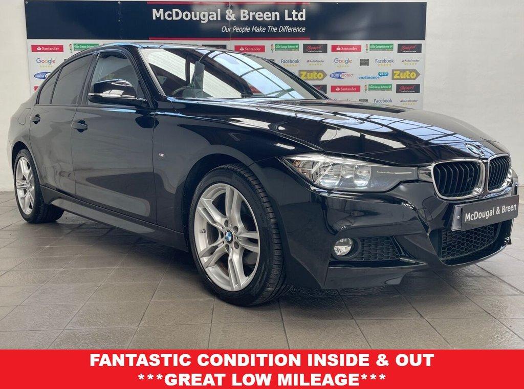 USED 2015 65 BMW 3 SERIES 2.0L 320D XDRIVE M SPORT 4d AUTO 188 BHP