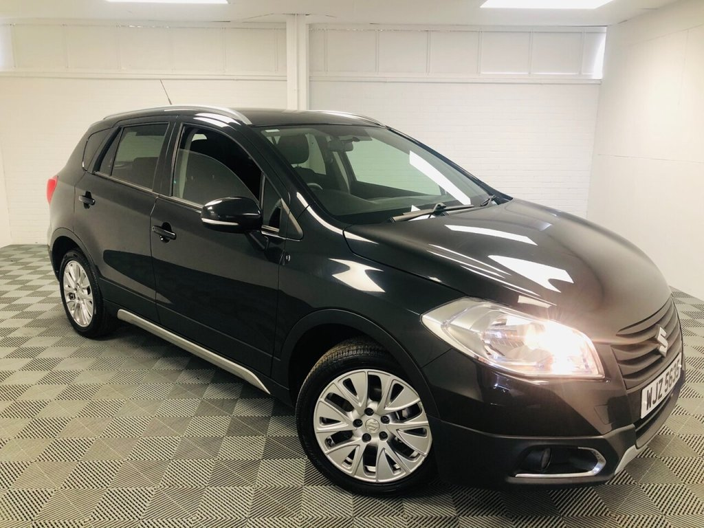 USED 2014 SUZUKI SX4 S-CROSS 1.6 SZ-T 5d 118 BHP £147 a month, T&C's apply.