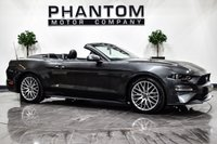 USED 2018 68 FORD MUSTANG 2.3 ECOBOOST 2d 286 BHP