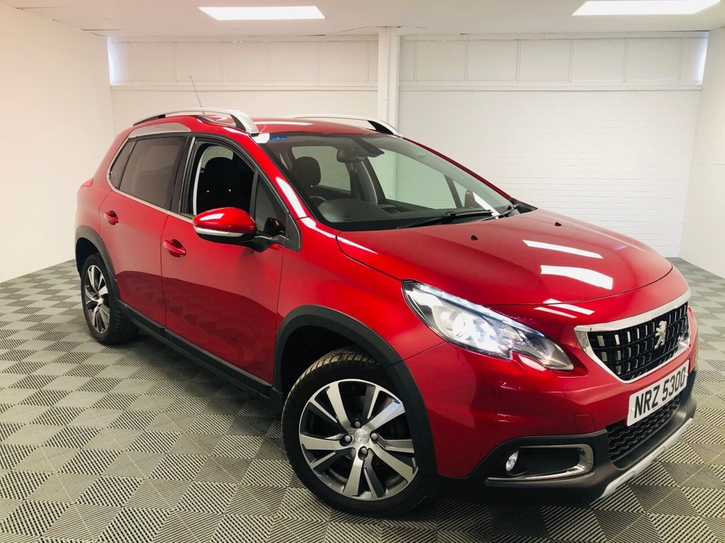USED 2018 PEUGEOT 2008 1.2 PURETECH S/S ALLURE 5d 110 BHP £238 a month, T&C's apply.