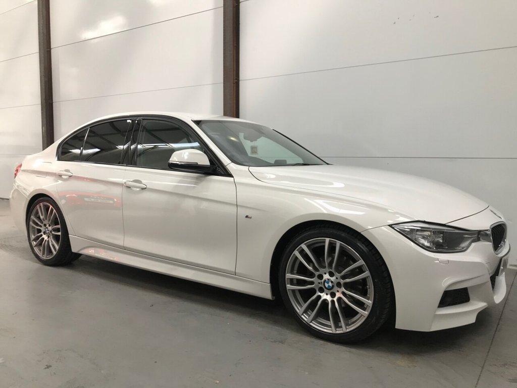 USED 2014 64 BMW 3 SERIES 2.0 320D XDRIVE M SPORT 4d 181 BHP Stunning High Spec Example