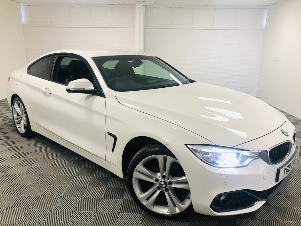 USED 2014 Y BMW 4 SERIES 2.0 420I XDRIVE SPORT 2d 181 BHP £248 a month, T&C's apply.