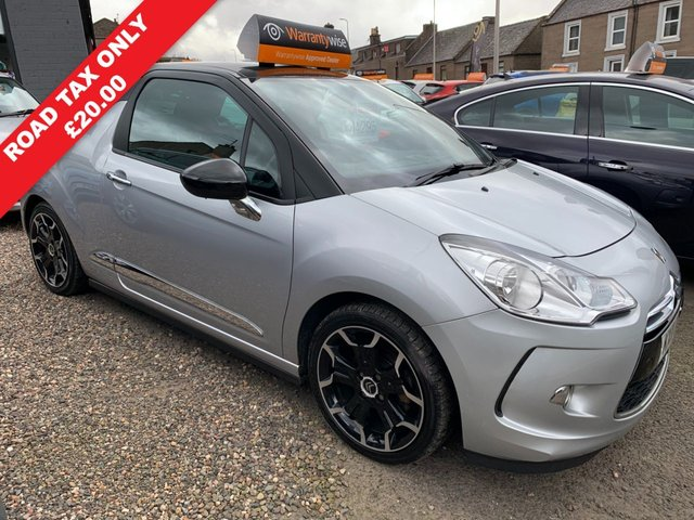 USED 2011 11 CITROEN DS3 1.6 DSPORT HDI  3d 110 BHP